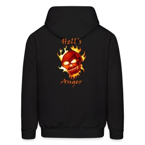 Hell's Anger - Men's Hoodie