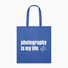 photography is my life Bags & backpacks