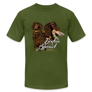 boykin_spaniel T-Shirts - Men's T-Shirt by American Apparel