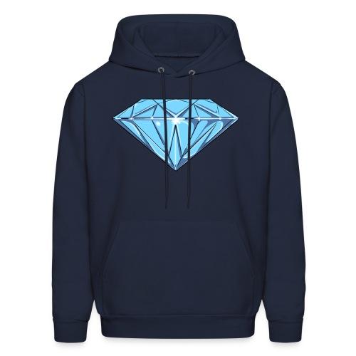 Diamond  - Men's Hoodie