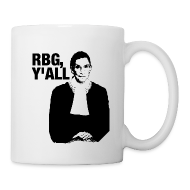 Mugs & Drinkware ~ Coffee/Tea Mug ~ RBG Y'all Classic Mug