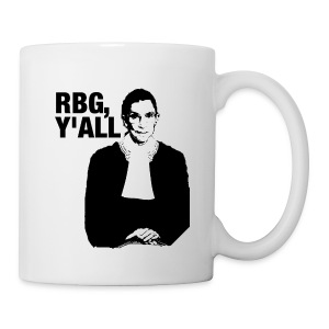 RBG Y'all Classic Mug - Coffee/Tea Mug