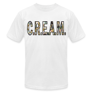 T-Shirts ~ Men's T-Shirt by American Apparel ~ Article 13181252