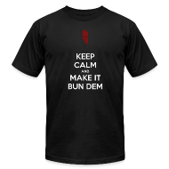 T-Shirts ~ Men's T-Shirt by American Apparel ~ Article 13181335