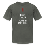 T-Shirts ~ Men's T-Shirt by American Apparel ~ Article 13181336