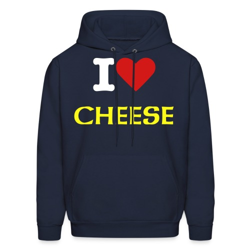 Do you love cheese! - Men's Hoodie