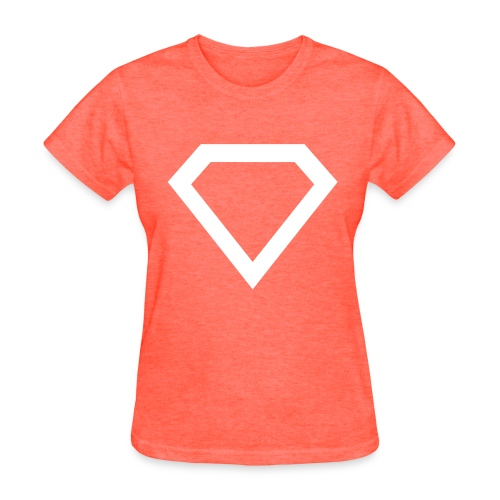 Ladies Diamond T-Shirt - Women's T-Shirt
