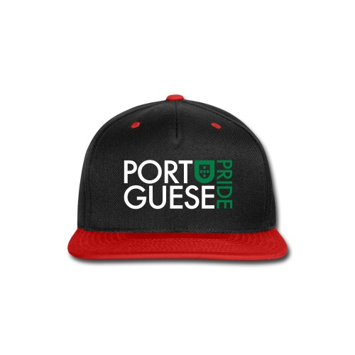 PORTUGUESE PRIDE - Snap-back Baseball Cap