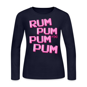[fx] Rum Pum - Women's Long Sleeve Jersey T-Shirt
