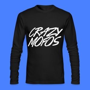 Crazy Mofos Long Sleeve Shirts - Men's Long Sleeve T-Shirt by Next Level