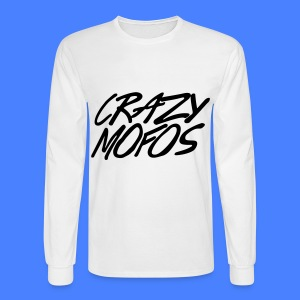 Crazy Mofos Long Sleeve Shirts - Men's Long Sleeve T-Shirt
