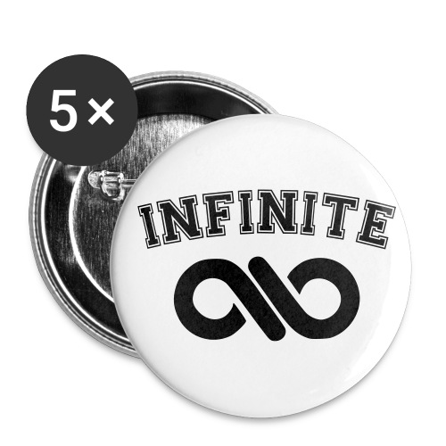 Infinite  - Small Buttons