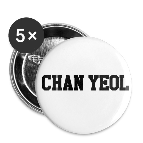 Chan Yeol  - Small Buttons