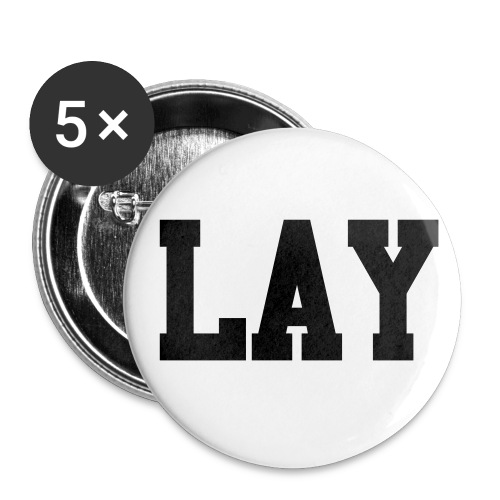 Lay  - Small Buttons