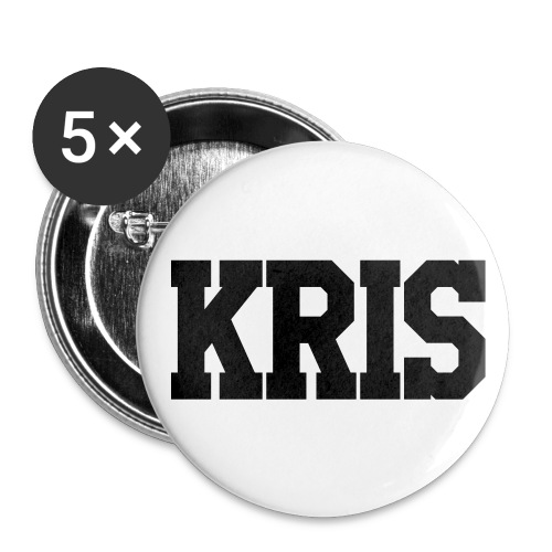 Kris - Large Buttons