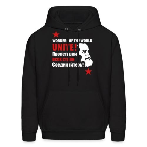Marxist Workers Hoodie - Men's Hoodie