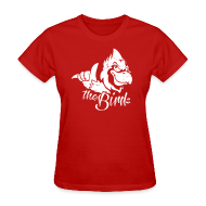 T-Shirts ~ Women's T-Shirt ~ Cardinals The Birds Womens
