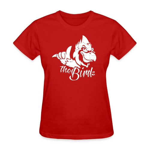 Cardinals The Birds Womens - Women's T-Shirt