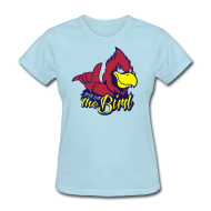 Women's T-Shirts ~ Women's T-Shirt ~ Give 'em the Bird shirt women