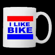 Mugs & Drinkware ~ Coffee/Tea Mug ~ I Like Bike Mug