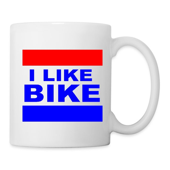 I Like Bike Mug