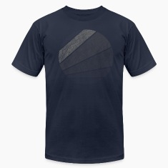 Distressed Circle T-Shirts