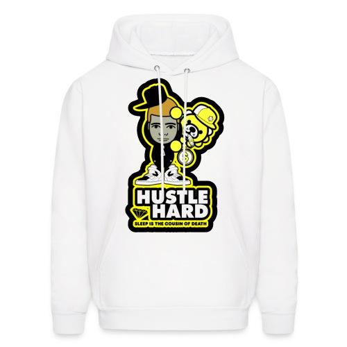 Hustel hard - Men's Hoodie