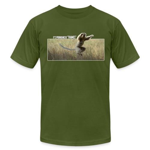 Correction Monkey Shirt - Men's Fine Jersey T-Shirt