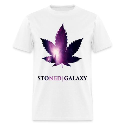 Stoned Galaxy Tree Tee - Men's T-Shirt