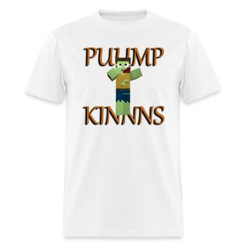 Pumpkin zombie - Men's T-Shirt