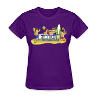 Women's T-Shirts ~ Women's T-Shirt ~ Finest Summer!