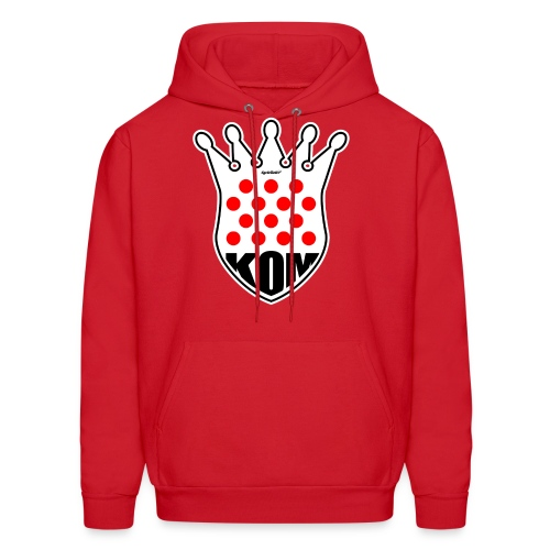 KOM King of the Mountain Tour de France Hoody - Men's Hoodie