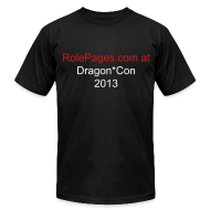 T-Shirts ~ Men's T-Shirt by American Apparel ~ Dragon*Con 2013 Shirt