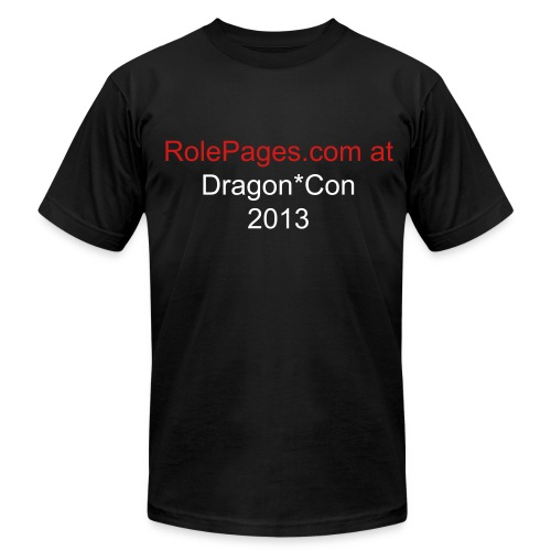 Dragon*Con 2013 Shirt - Men's T-Shirt by American Apparel