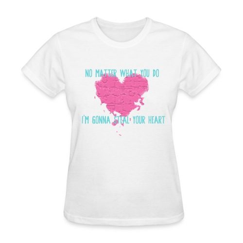 Steal Your Heart Women's Standard Weight T-Shirt - Women's T-Shirt