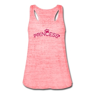 Princess Women's Flowy Tank Top By Bella - Women's Flowy Tank Top by Bella
