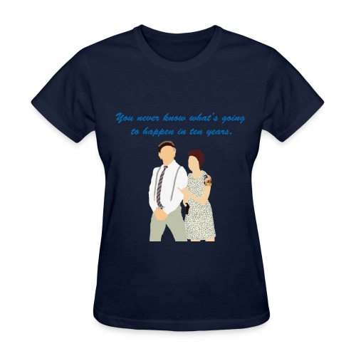 Ten Years Women's Standard Weight T-Shirt - Women's T-Shirt