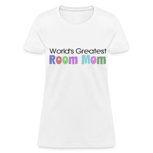 Room Mom  - Women's T-Shirt