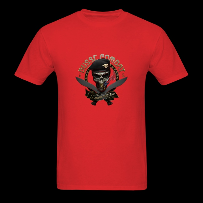 Skull & Cigar Lightweight Tee