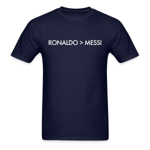 [SALE] RONALDO MESSI - Men's T-Shirt