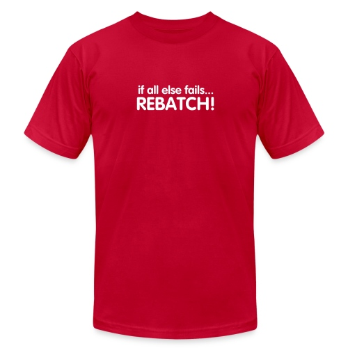 Rebatch Men's Tee - Men's Fine Jersey T-Shirt