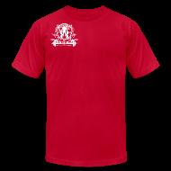 T-Shirts ~ Men's T-Shirt by American Apparel ~ Swole Crew v2 TSHIRT