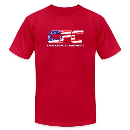 Athlete Flag Mens Tee - Men's  Jersey T-Shirt