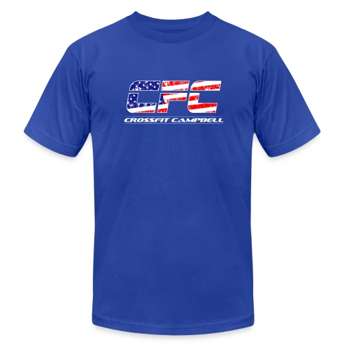 Athlete Flag Mens Tee - Men's Fine Jersey T-Shirt
