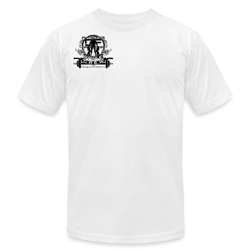 Swole Crew v2 TSHIRT - Men's T-Shirt by American Apparel
