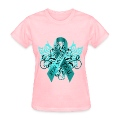 I Wear Teal for Myself Women's T-Shirts
