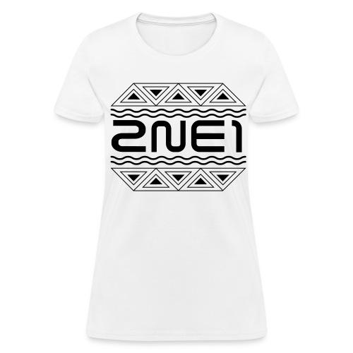 Women's 2NE1 Logo T-Shirt - Women's T-Shirt