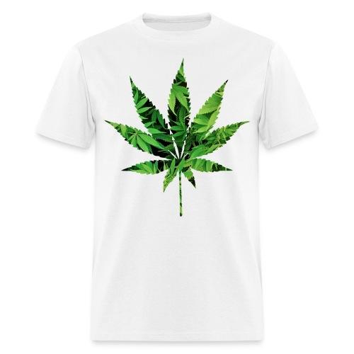 Weed Weed - Men's T-Shirt