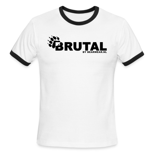 Brutal Ringer shirt - Men's Ringer T-Shirt