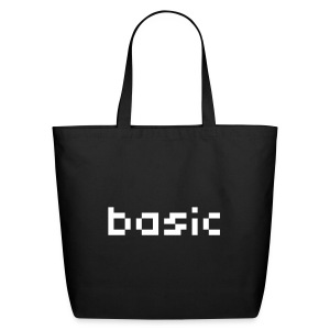 Basic big tote bag - Eco-Friendly Cotton Tote